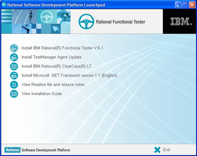 seminar in software design ibm functional tester