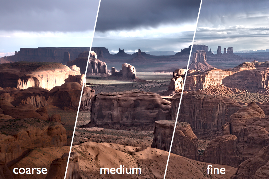 Edge-Preserving Decompositions for Tone and Detail Manipulation